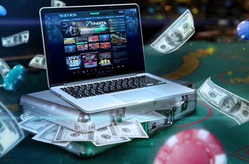 Как получить деньги от онлайн казино?